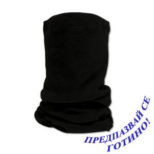 Бандана Предпазвай се готино в черно